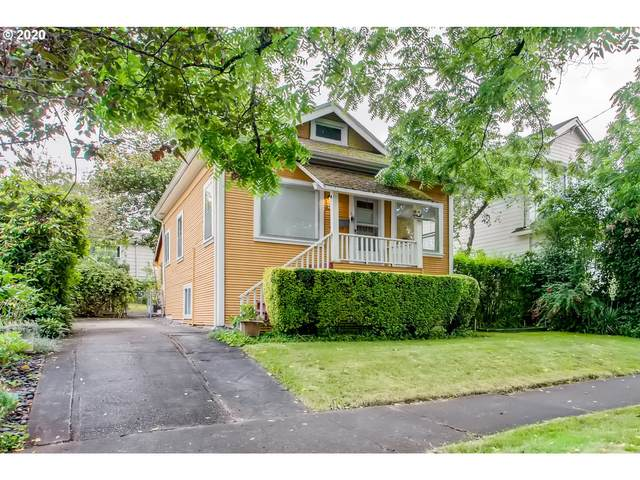 8525 SE 21ST Ave, Portland, OR 97202 (MLS #20675154) :: Holdhusen Real Estate Group