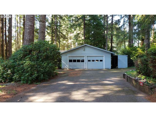 5665 Maple Dr, Florence, OR 97439 (MLS #20675534) :: Beach Loop Realty