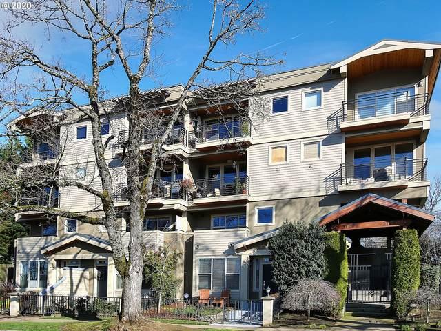3129 N Willamette Blvd #105, Portland, OR 97217 (MLS #20675803) :: Fox Real Estate Group