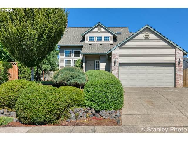 435 NE Tina Ct, Hillsboro, OR 97124 (MLS #20676185) :: Fox Real Estate Group