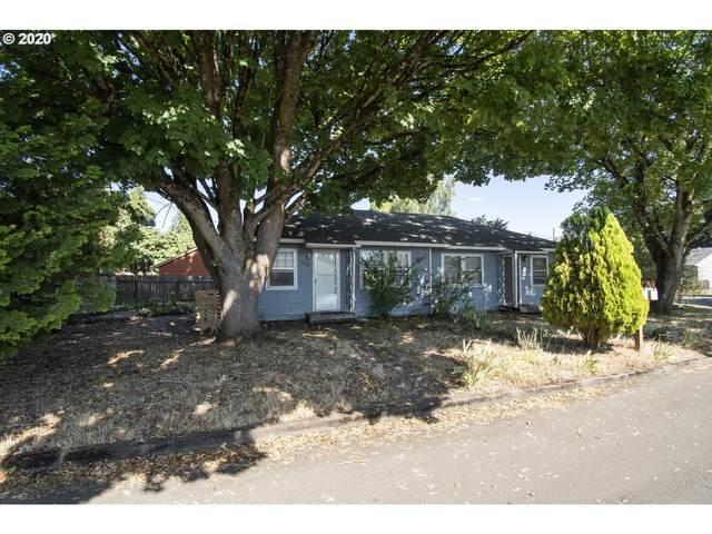 2806 E 24TH St, Vancouver, WA 98661 (MLS #20676389) :: Fox Real Estate Group