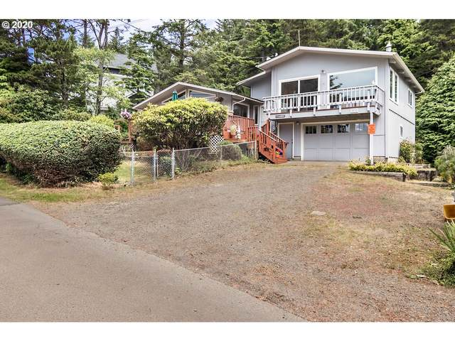 2640 SW Dune Ave, Lincoln City, OR 97367 (MLS #20677022) :: Beach Loop Realty