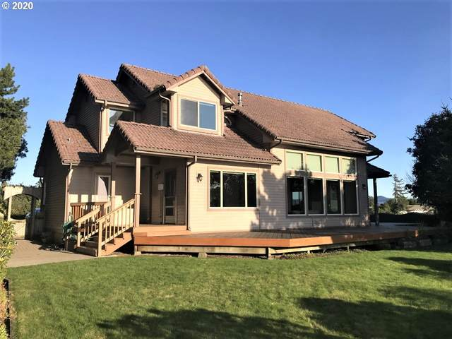 55 Shoreline Dr, Florence, OR 97439 (MLS #20677243) :: Homehelper Consultants