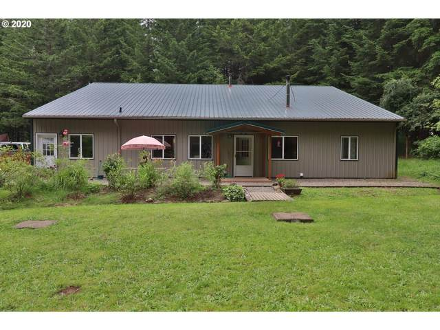 35001 SE Randall Rd, Estacada, OR 97023 (MLS #20677395) :: Premiere Property Group LLC