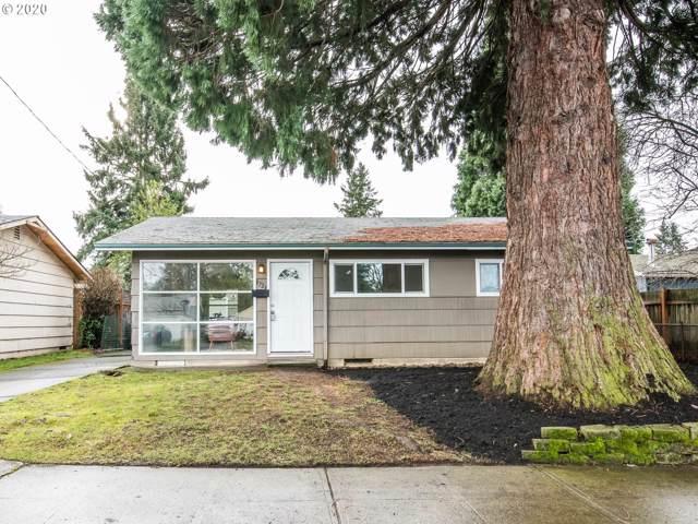 9724 SE Ramona St, Portland, OR 97266 (MLS #20678168) :: Premiere Property Group LLC
