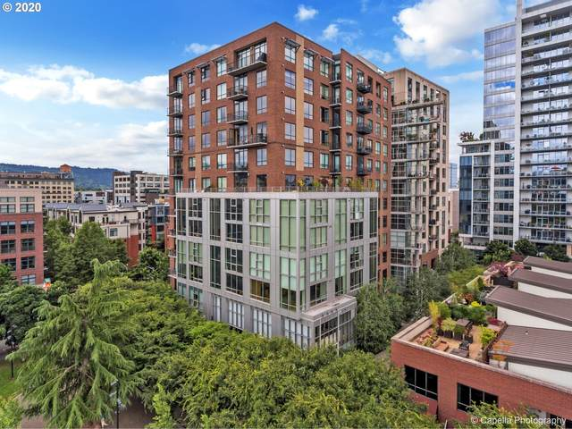 922 NW 11TH Ave #307, Portland, OR 97209 (MLS #20678433) :: Premiere Property Group LLC