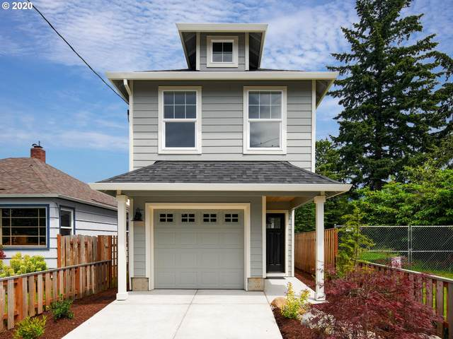 1328 NE 76th Ave, Portland, OR 97213 (MLS #20679246) :: Fox Real Estate Group
