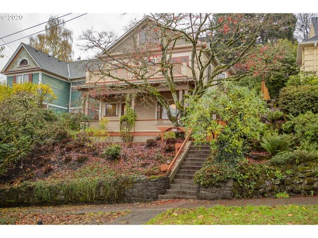 2874 NW Raleigh St, Portland, OR 97210 (MLS #20679624) :: McKillion Real Estate Group