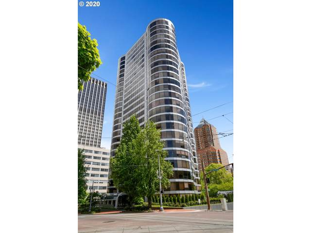1500 SW 5TH Ave #1704, Portland, OR 97201 (MLS #20679678) :: Townsend Jarvis Group Real Estate