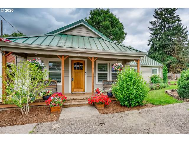 349 Grandview Ave, Scotts Mills, OR 97375 (MLS #20679736) :: The Liu Group