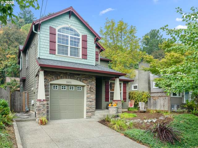 5931 S Corbett Ave, Portland, OR 97239 (MLS #20679926) :: Next Home Realty Connection