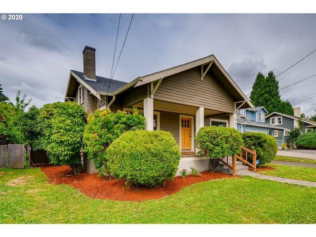 8735 SE 32ND Ave, Milwaukie, OR 97222 (MLS #20680257) :: Next Home Realty Connection