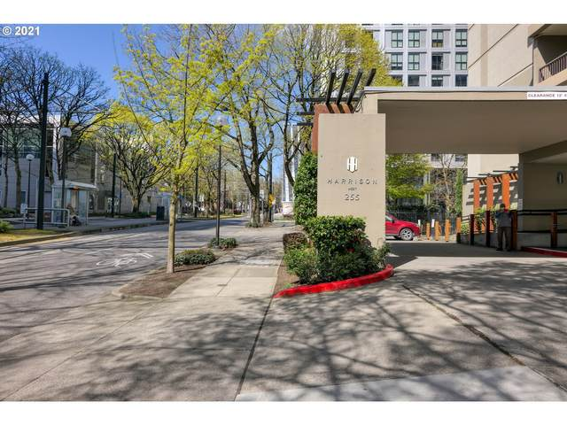 255 SW Harrison St 6-G, Portland, OR 97201 (MLS #20680418) :: Tim Shannon Realty, Inc.