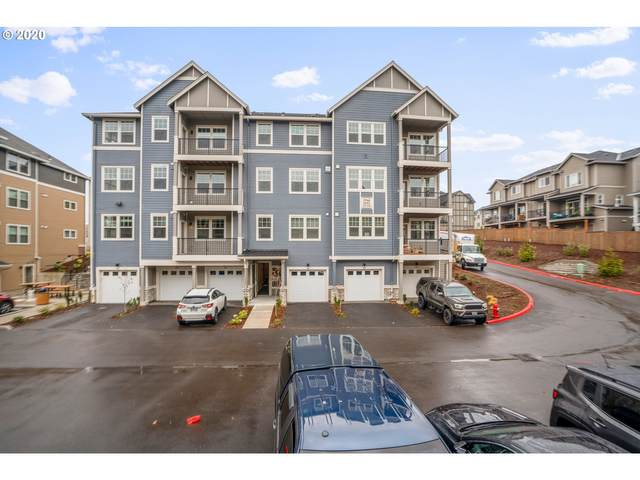 17149 SW Snowdale St #201, Beaverton, OR 97007 (MLS #20680618) :: Stellar Realty Northwest