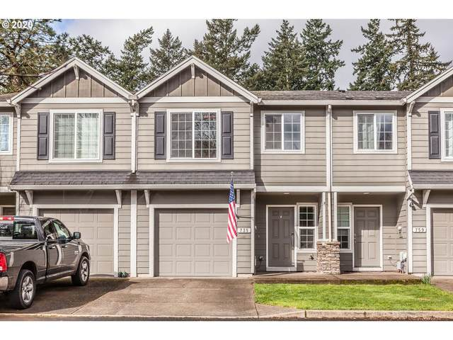 735 N Pine St, Canby, OR 97013 (MLS #20681324) :: Fox Real Estate Group