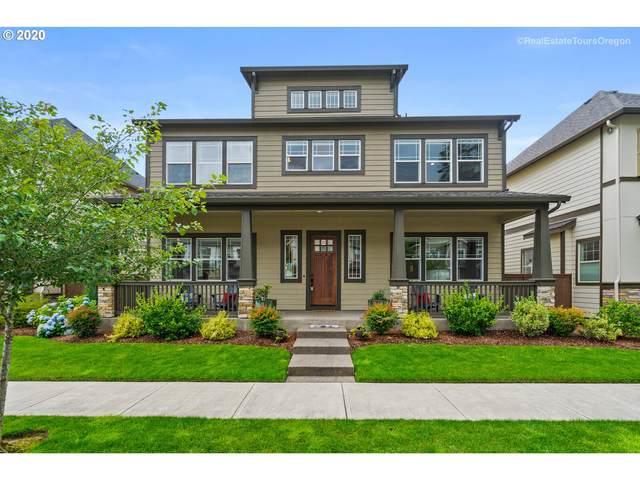 12347 SW Waterford Loop, Wilsonville, OR 97070 (MLS #20681495) :: McKillion Real Estate Group