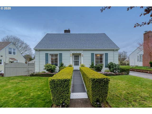 303 SE 48TH Ave, Portland, OR 97215 (MLS #20681814) :: Next Home Realty Connection