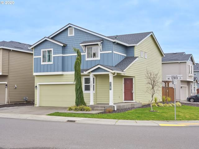 11605 NE 128TH Pl, Vancouver, WA 98682 (MLS #20681831) :: Next Home Realty Connection