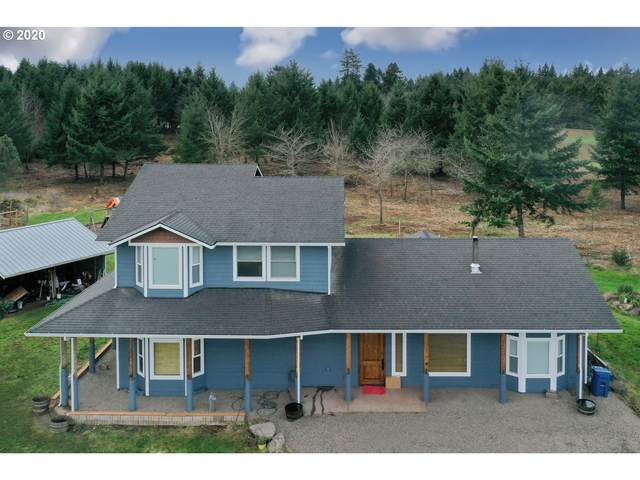 14578 Evans Valley Rd, Silverton, OR 97381 (MLS #20682283) :: Change Realty