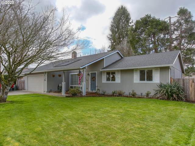 435 SE 33RD Ave, Hillsboro, OR 97123 (MLS #20682424) :: Holdhusen Real Estate Group