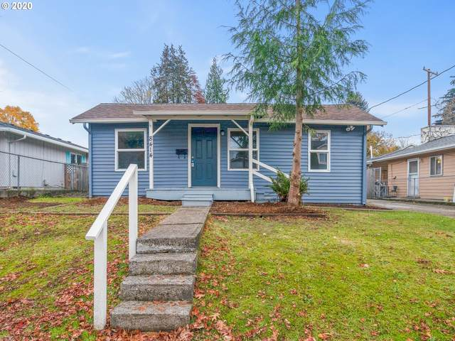 8414 N Olympia St, Portland, OR 97203 (MLS #20682547) :: Next Home Realty Connection