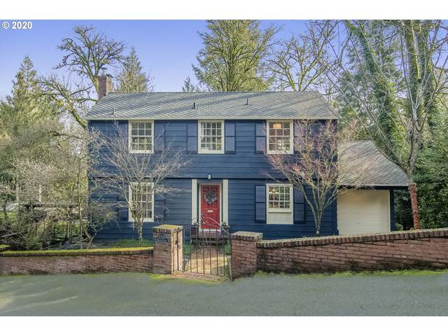 2720 SW English Ct, Portland, OR 97201 (MLS #20682730) :: Next Home Realty Connection