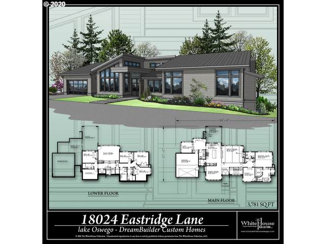 18024 Eastridge Ln, Lake Oswego, OR 97034 (MLS #20682890) :: Coho Realty