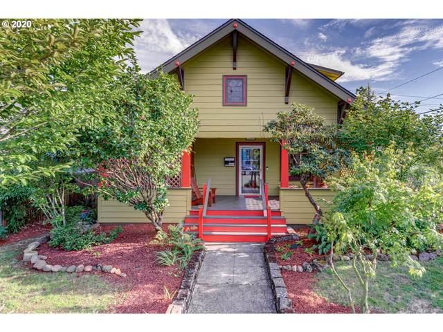 521 W 30TH St, Vancouver, WA 98660 (MLS #20682978) :: McKillion Real Estate Group
