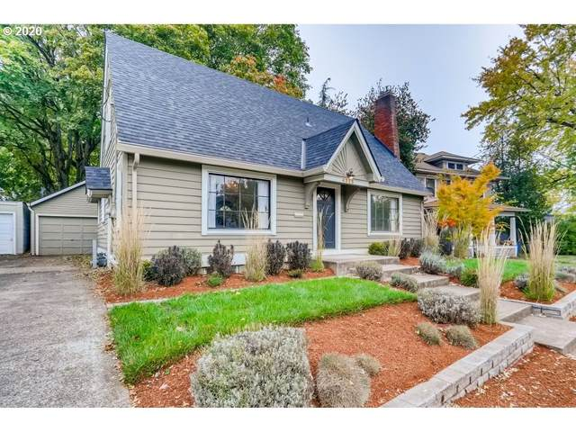 4315 NE Hassalo St, Portland, OR 97213 (MLS #20683360) :: Brantley Christianson Real Estate