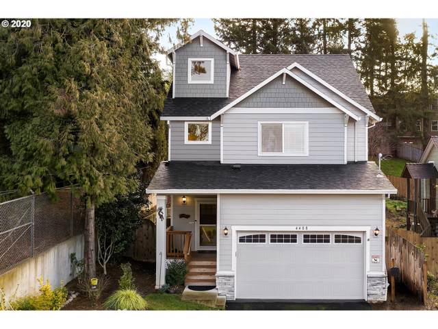 4408 SE View Acres Rd, Milwaukie, OR 97267 (MLS #20683492) :: Fox Real Estate Group