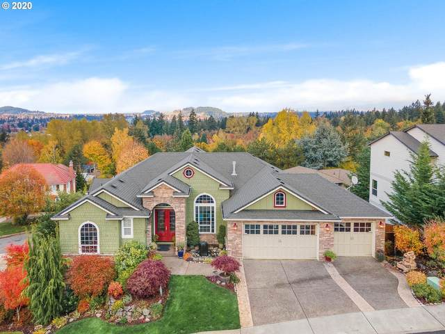 8512 SE Constance Dr, Happy Valley, OR 97086 (MLS #20683568) :: Fox Real Estate Group