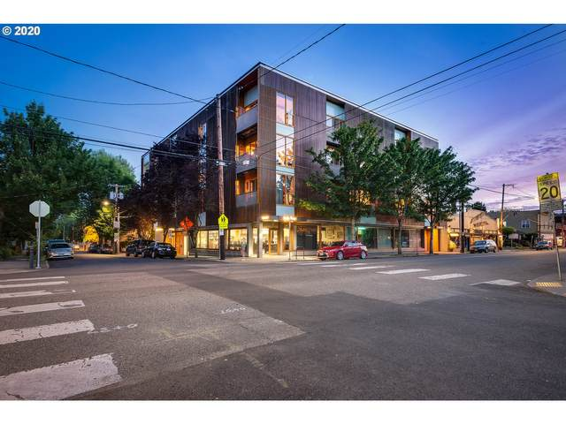 915 SE 35TH Ave #404, Portland, OR 97214 (MLS #20683772) :: Next Home Realty Connection
