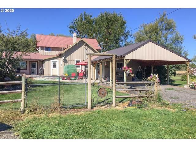 83374 Airport Ln, Joseph, OR 97846 (MLS #20683942) :: Song Real Estate