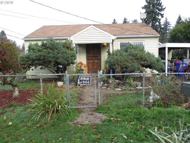 10505 SE Insley St, Portland, OR 97266 (MLS #20684079) :: Duncan Real Estate Group