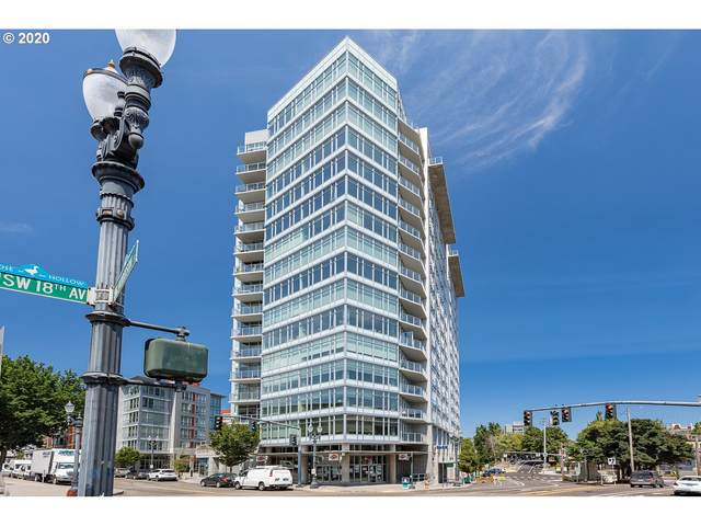 1926 W Burnside St #1404, Portland, OR 97209 (MLS #20684111) :: Next Home Realty Connection