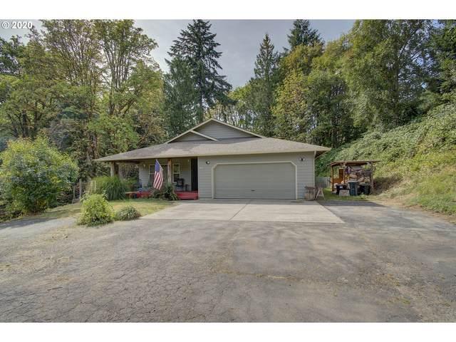 430 Ostrander Rd, Kelso, WA 98626 (MLS #20685009) :: Premiere Property Group LLC