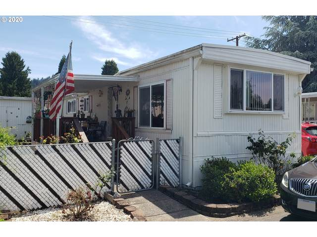 5335 Main St Sp163, Springfield, OR 97478 (MLS #20685150) :: Fox Real Estate Group