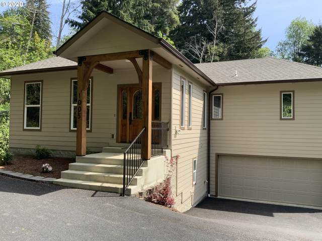 1005 S 11TH St, Coos Bay, OR 97420 (MLS #20685411) :: Cano Real Estate