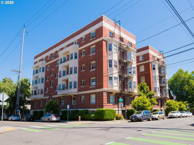 2083 NW Johnson St #42, Portland, OR 97209 (MLS #20685560) :: Gustavo Group