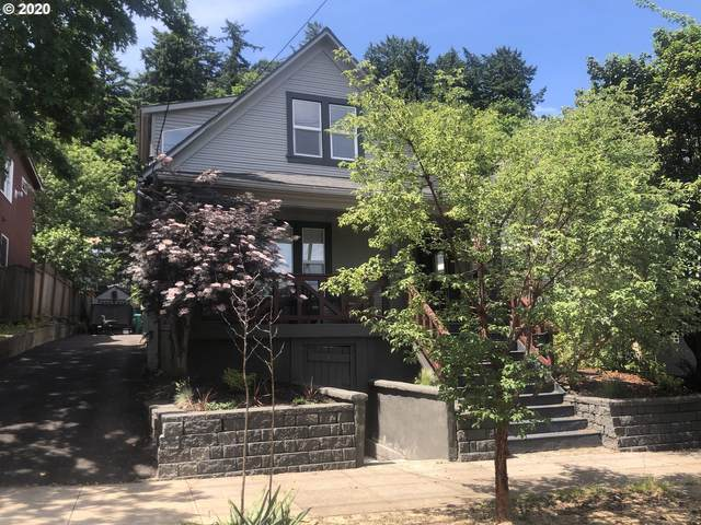 5941 SW Corbett Ave, Portland, OR 97239 (MLS #20685689) :: The Liu Group