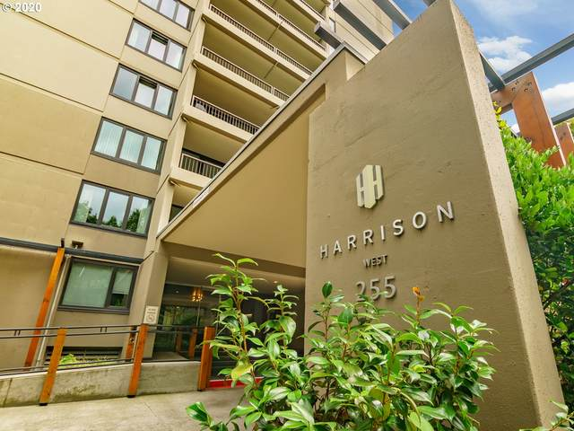 255 SW Harrison St 15B, Portland, OR 97201 (MLS #20686236) :: Beach Loop Realty