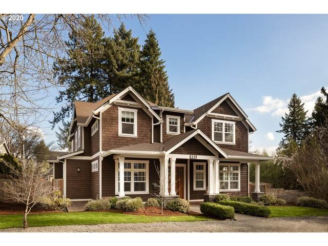 401 9TH St, Lake Oswego, OR 97034 (MLS #20686393) :: Change Realty