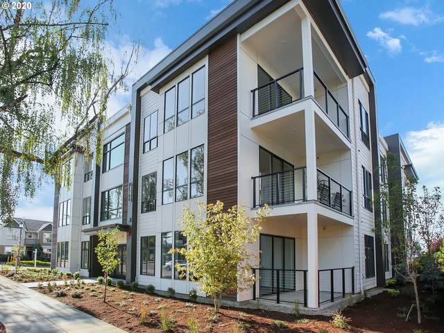 425 NE Bryant St #101, Portland, OR 97211 (MLS #20686531) :: The Liu Group