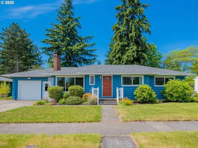 11933 SE Madison St, Portland, OR 97216 (MLS #20686846) :: Song Real Estate