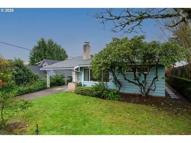 1342 SW Freeman St, Portland, OR 97219 (MLS #20687077) :: Stellar Realty Northwest