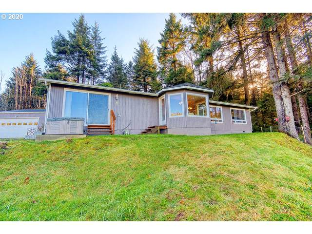 63198 Ocean View Rd, Coos Bay, OR 97420 (MLS #20687781) :: Beach Loop Realty
