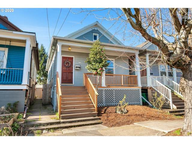 2929 SE 17TH Ave, Portland, OR 97202 (MLS #20687846) :: McKillion Real Estate Group