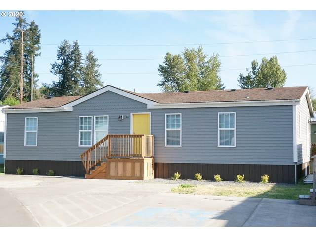 1530 Tamarack St #64, Sweet Home, OR 97386 (MLS #20688085) :: Fox Real Estate Group