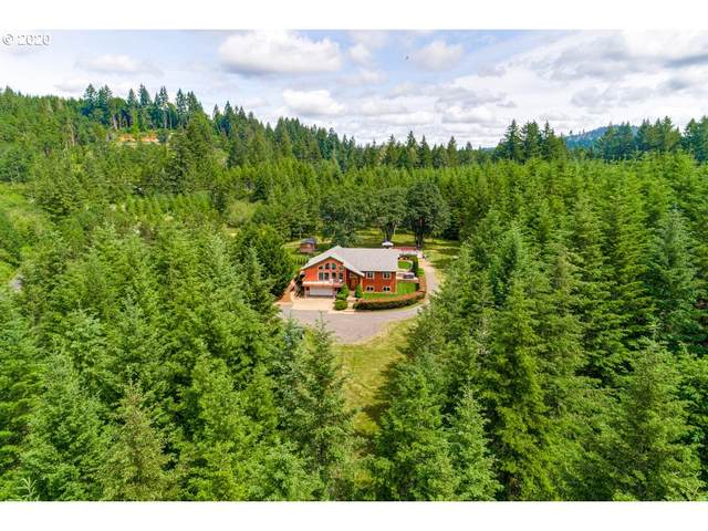 25101 SW Shadow Ln, Grand Ronde, OR 97347 (MLS #20688311) :: The Liu Group