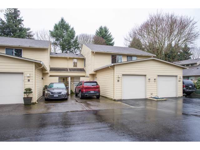 8608 NE Mason Dr #9, Vancouver, WA 98662 (MLS #20689200) :: Next Home Realty Connection